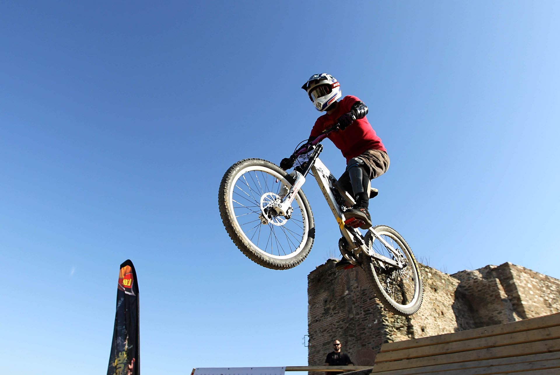 Greece sports: Mountain biking