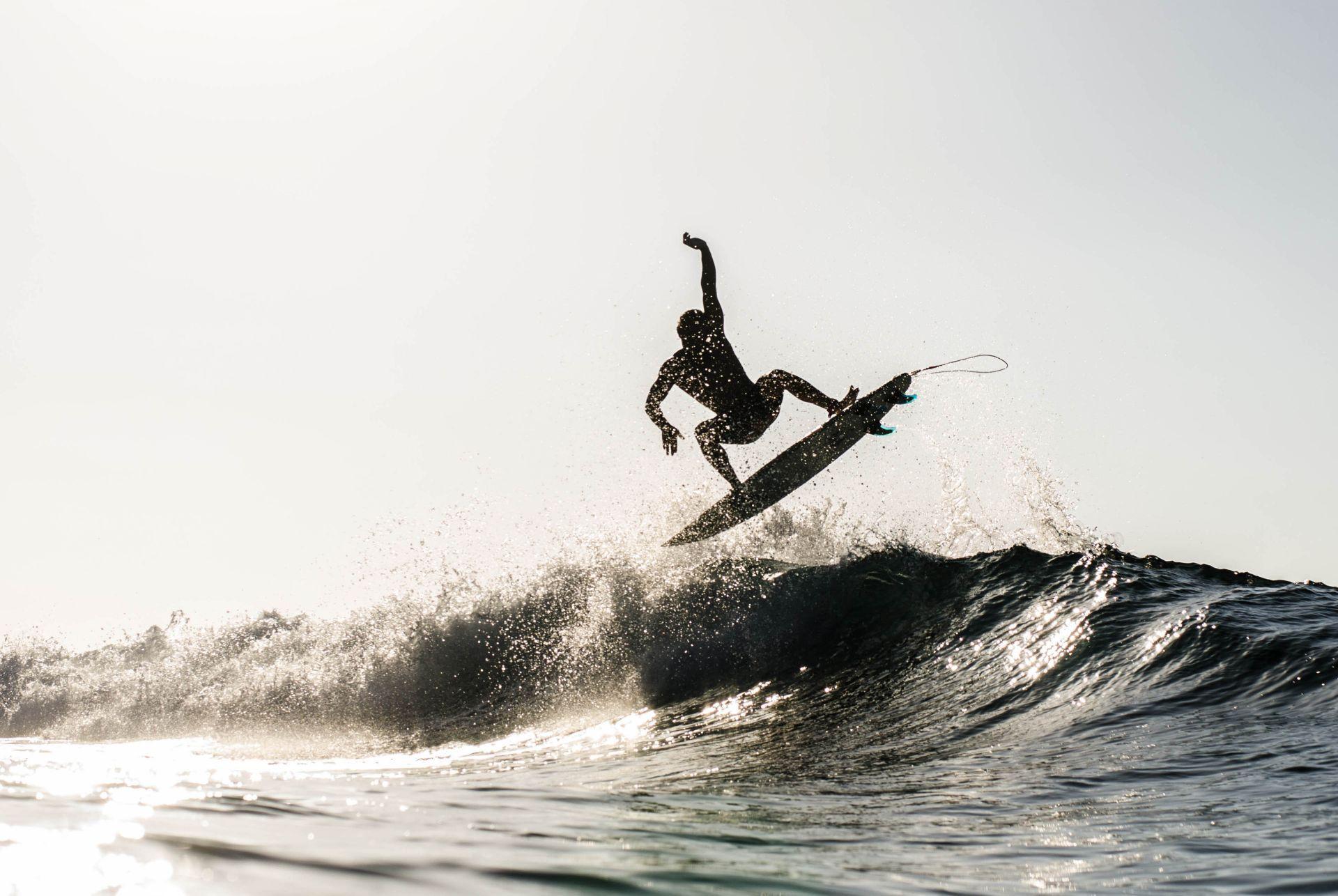 Greece sports: Surfing