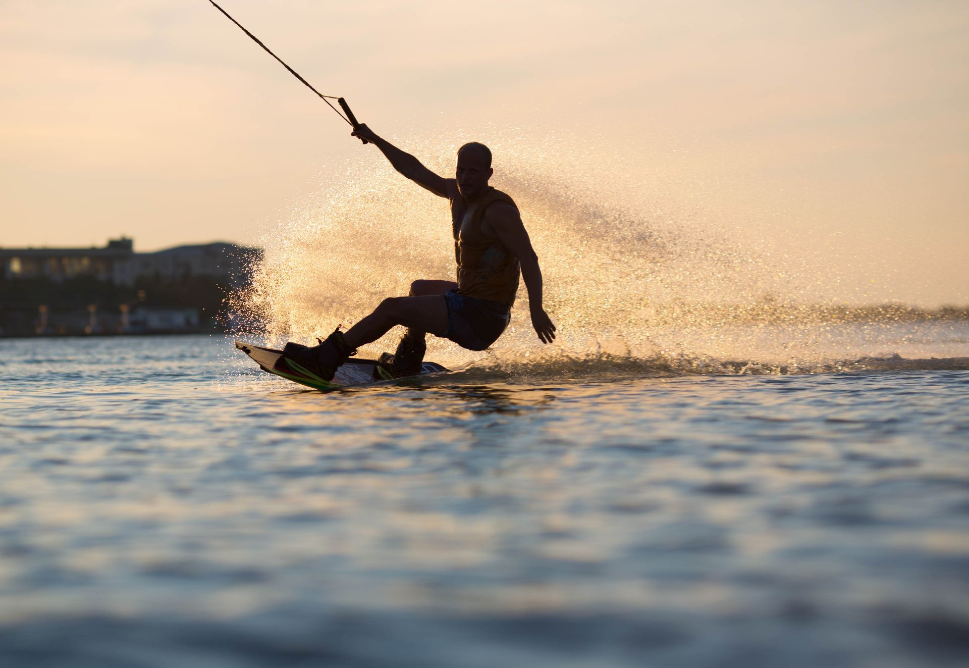 Greece sports: Wakeboarding