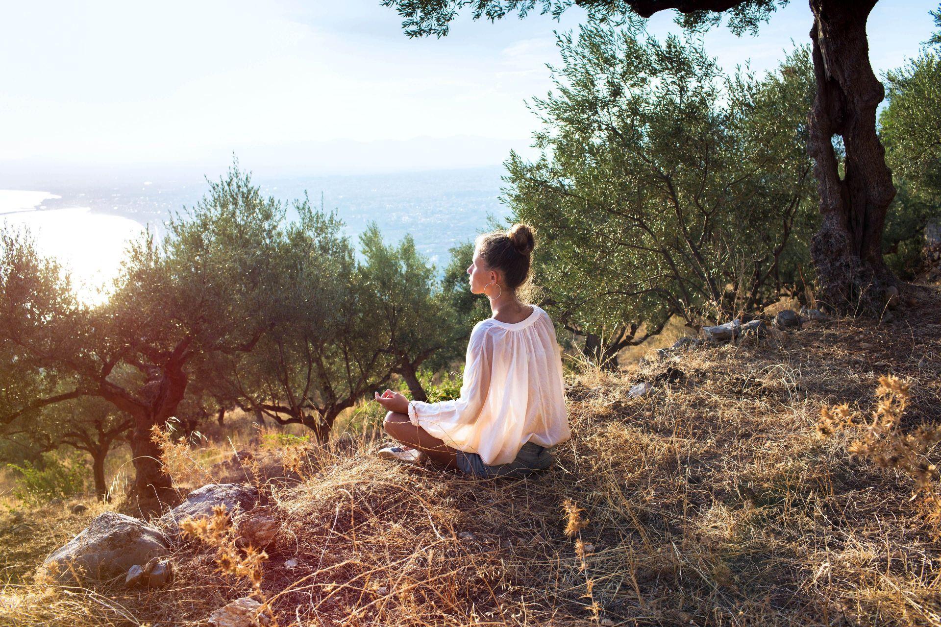 Greece wellness: Yoga