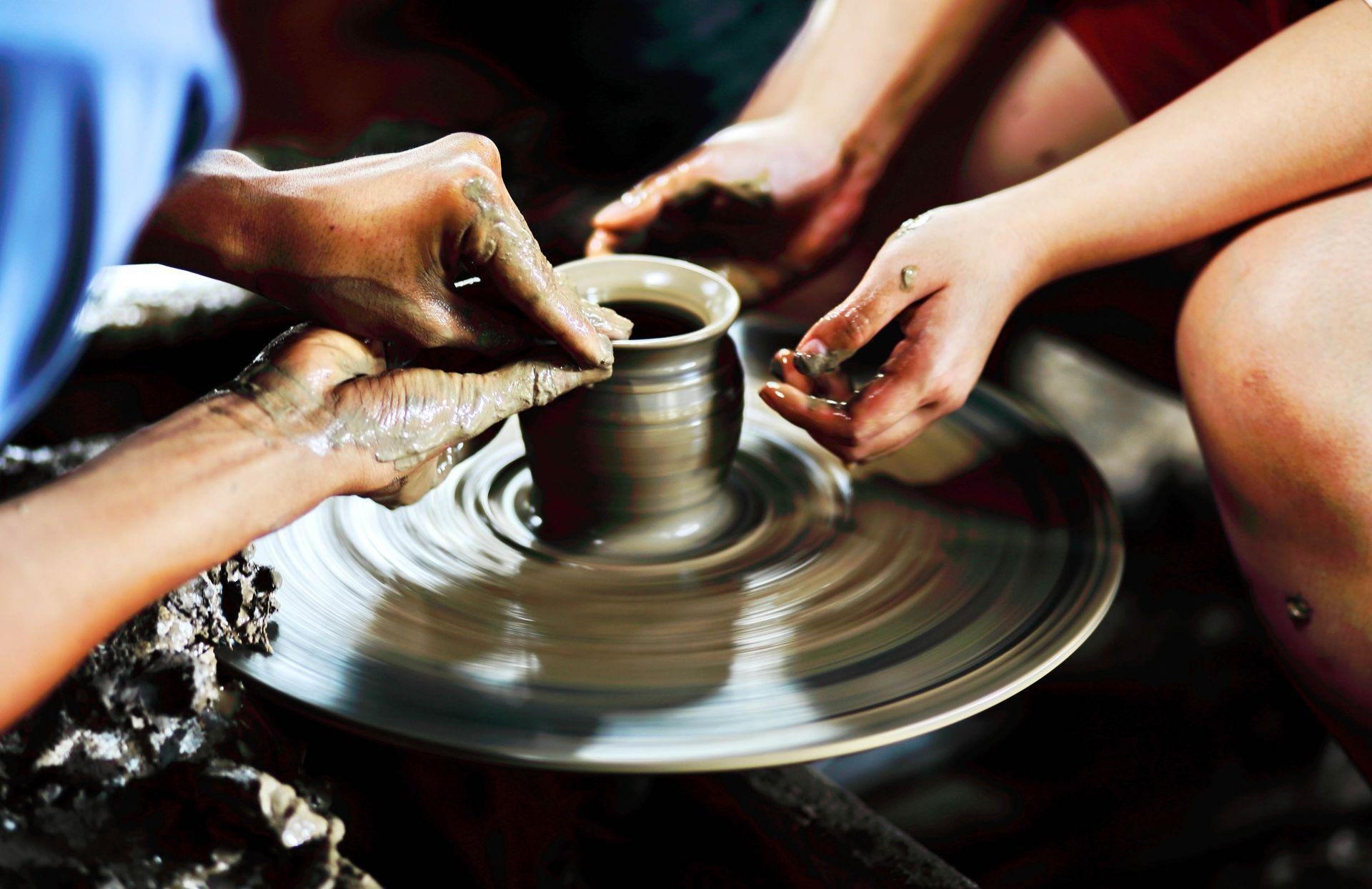 Greece workshops: Pottery