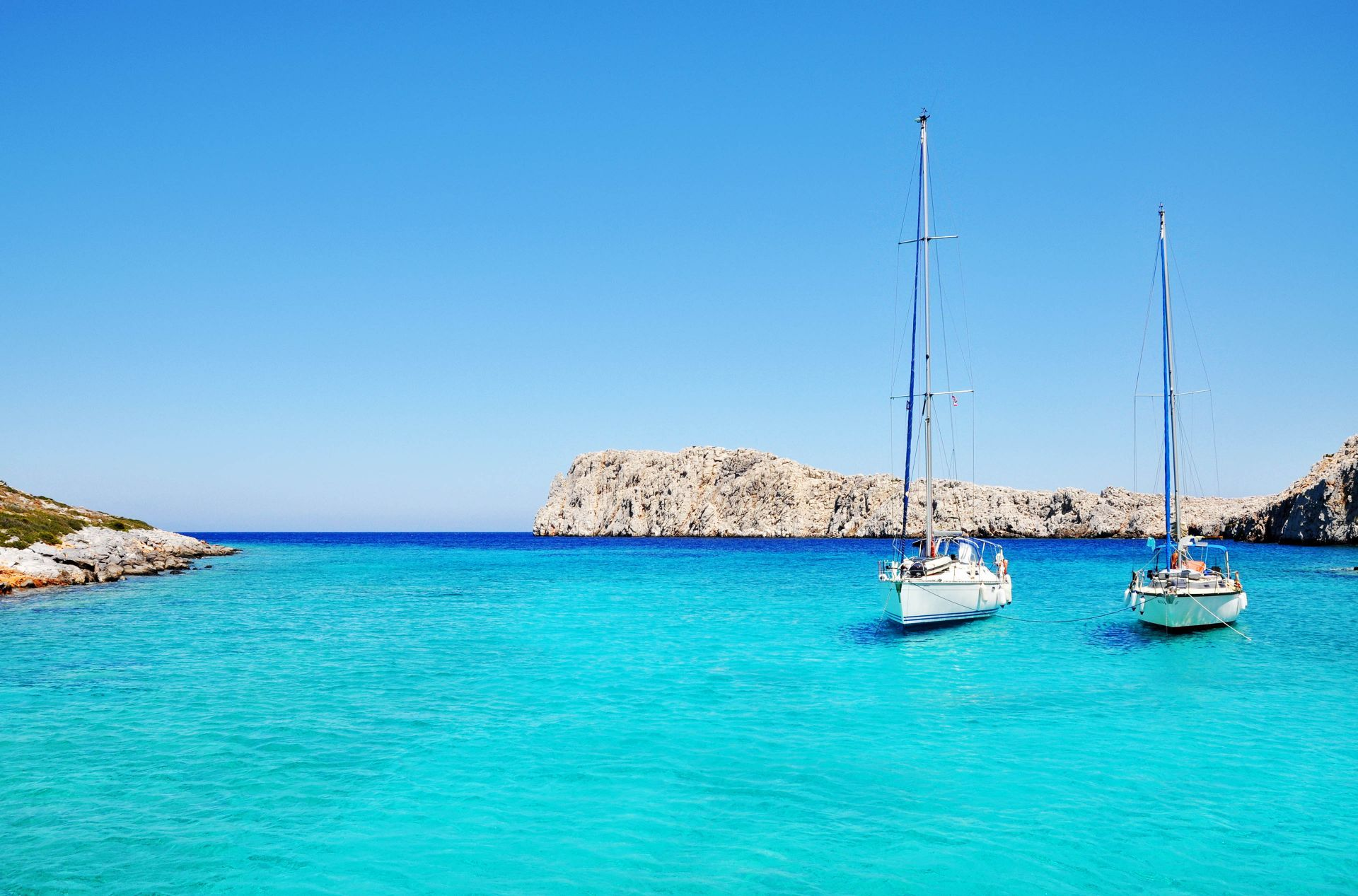 Dodecanese islands: Beaches of Astypalea island