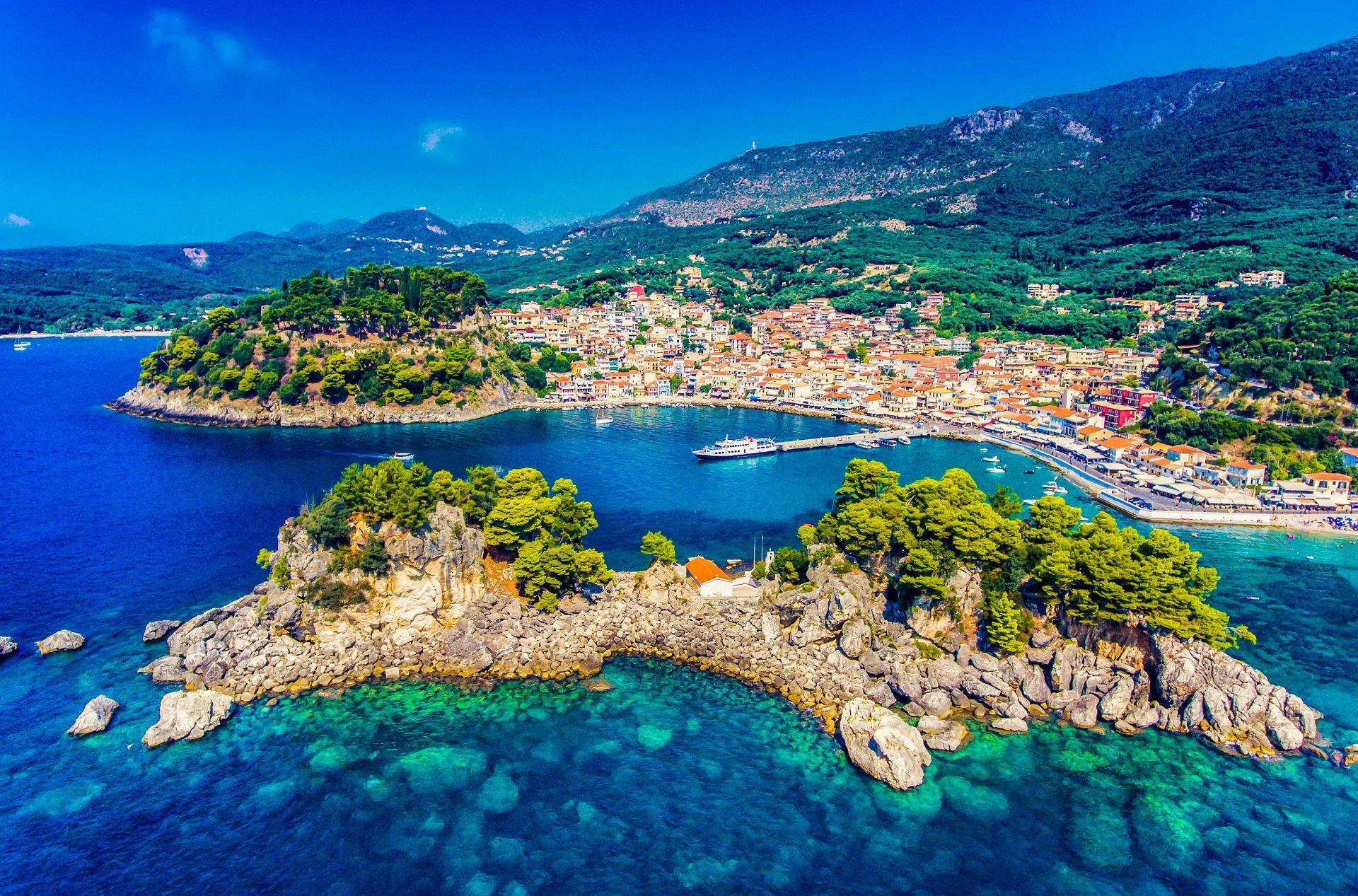 Epirus: Parga town
