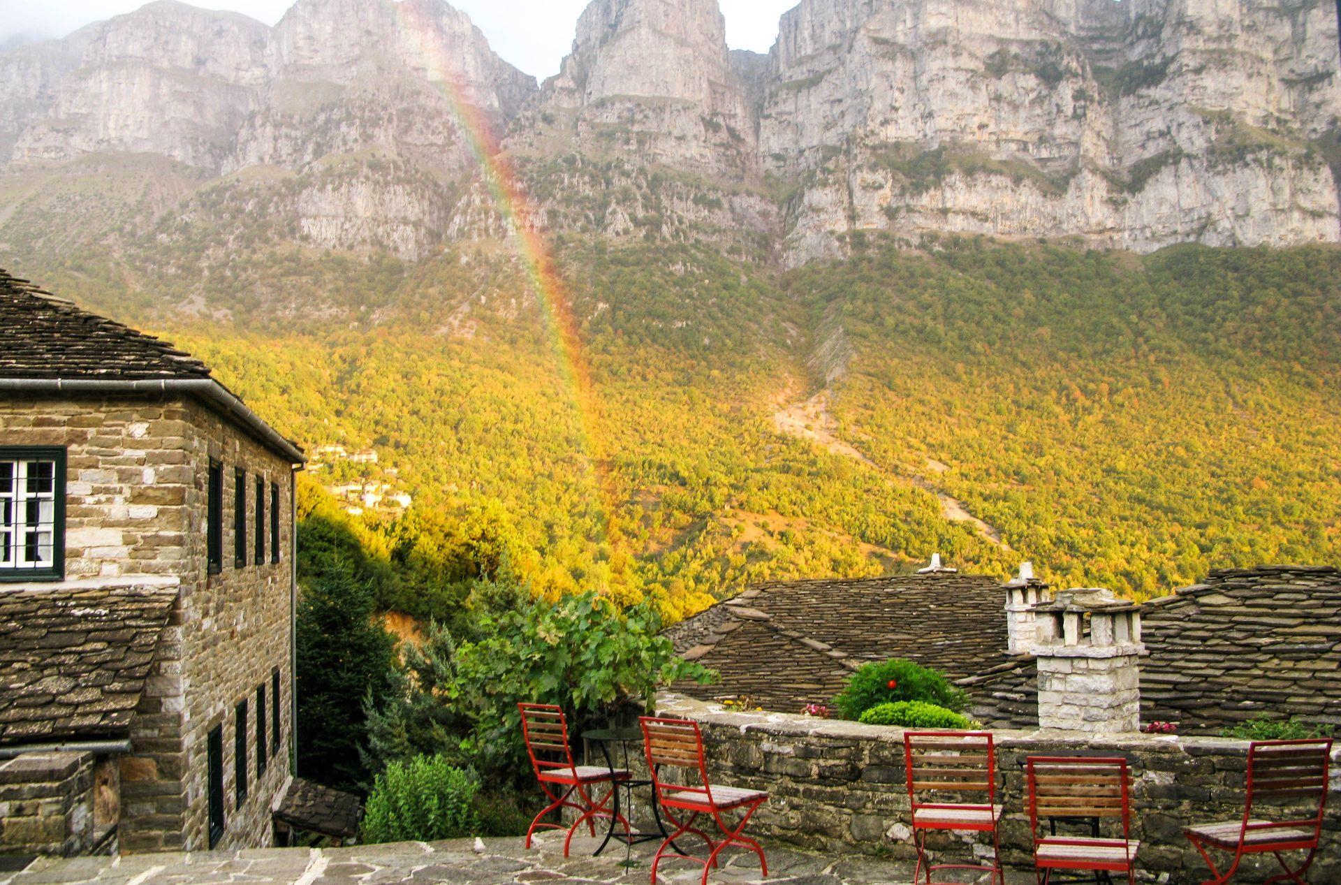 Epirus: Zagorochoria villages