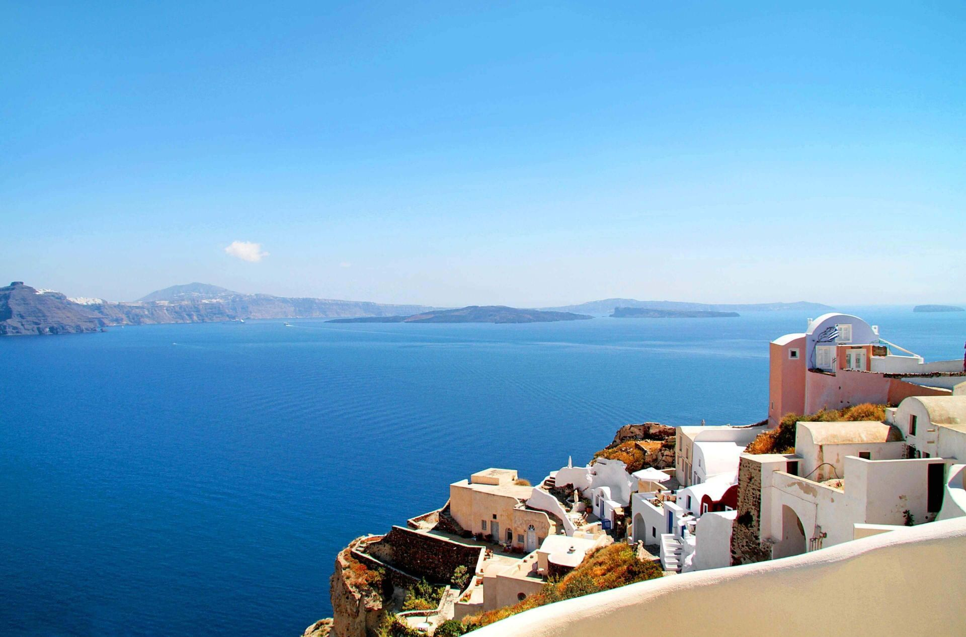 Greek Islands Travel Guide: Oia in Santorini
