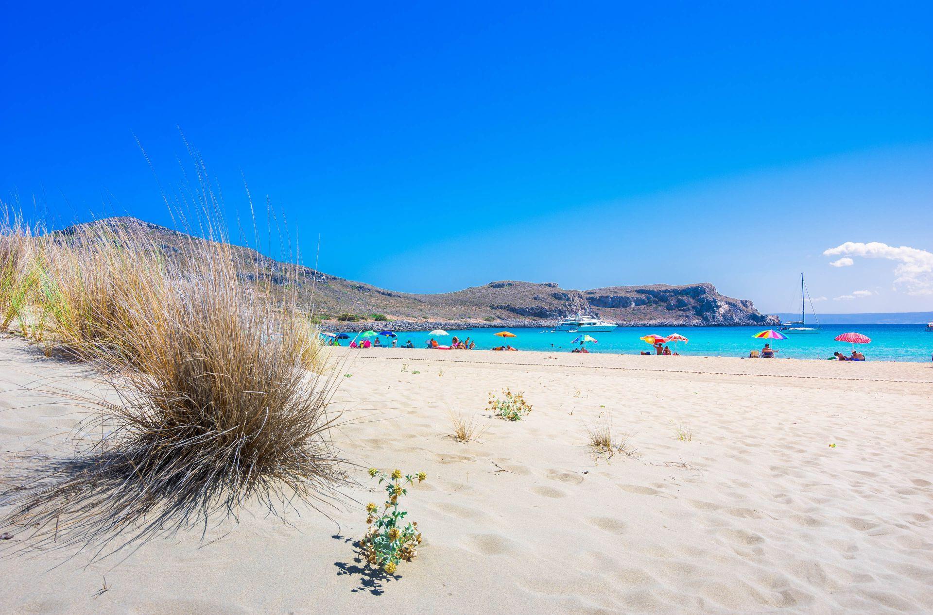 Peloponnese: Simos beach in Elafonissos