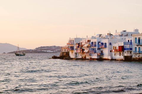 Chora of Mykonos (Little Venice)