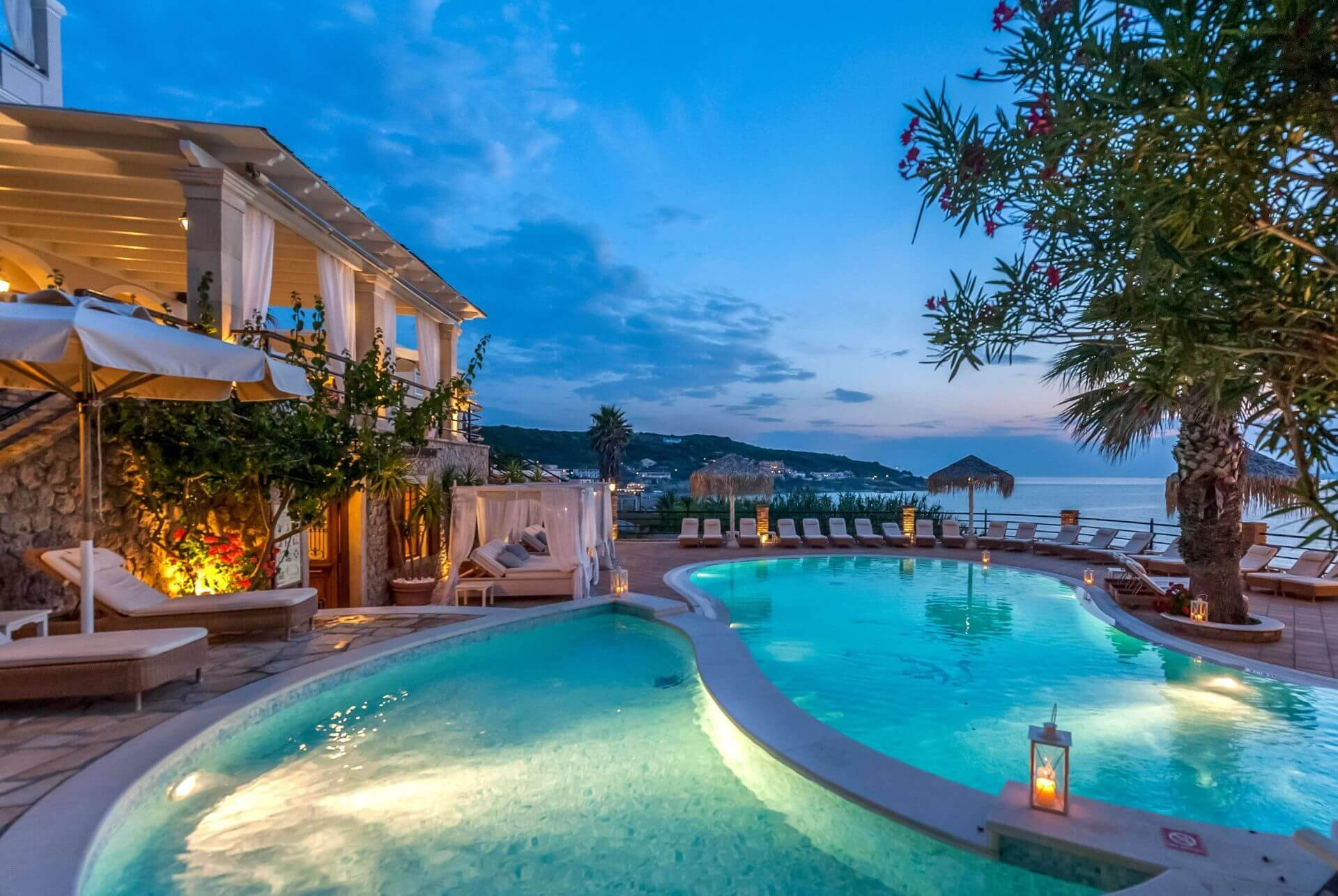 Accommodation and hotels in Corfu