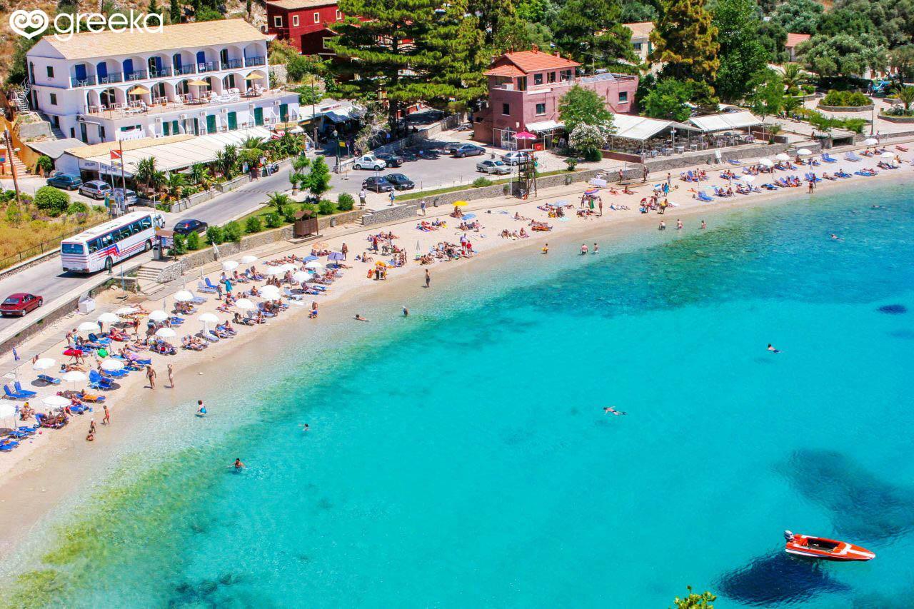 Greek Island Beaches: Best 57 Beaches In Corfu Island