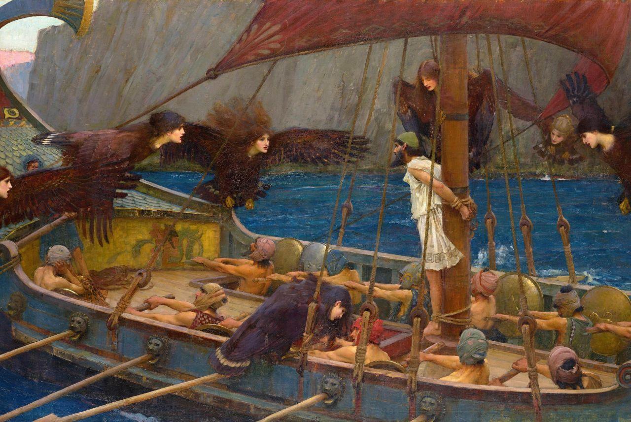 Myth of the legendary Odysseus - Greeka com