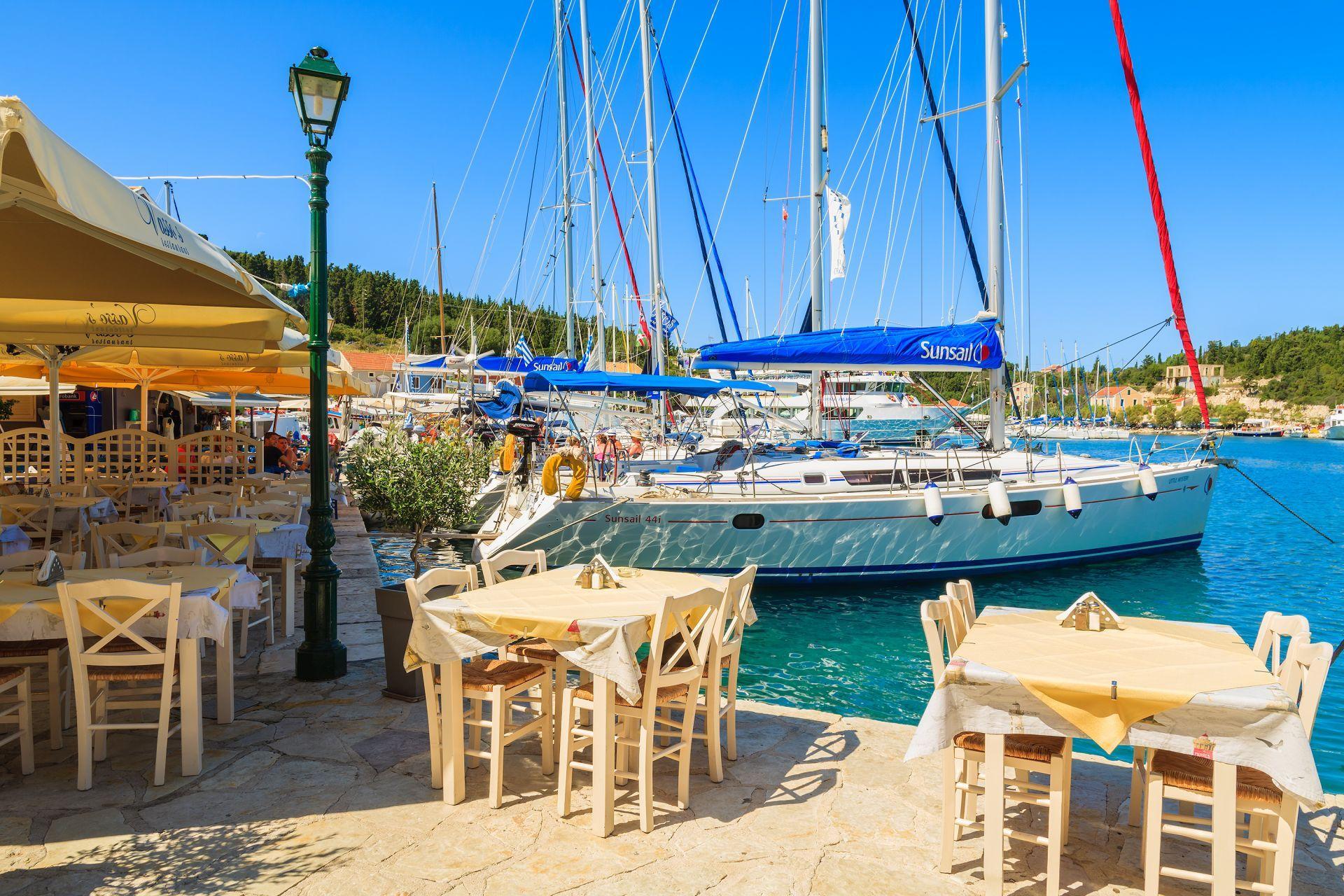 Restaurants in Kefalonia