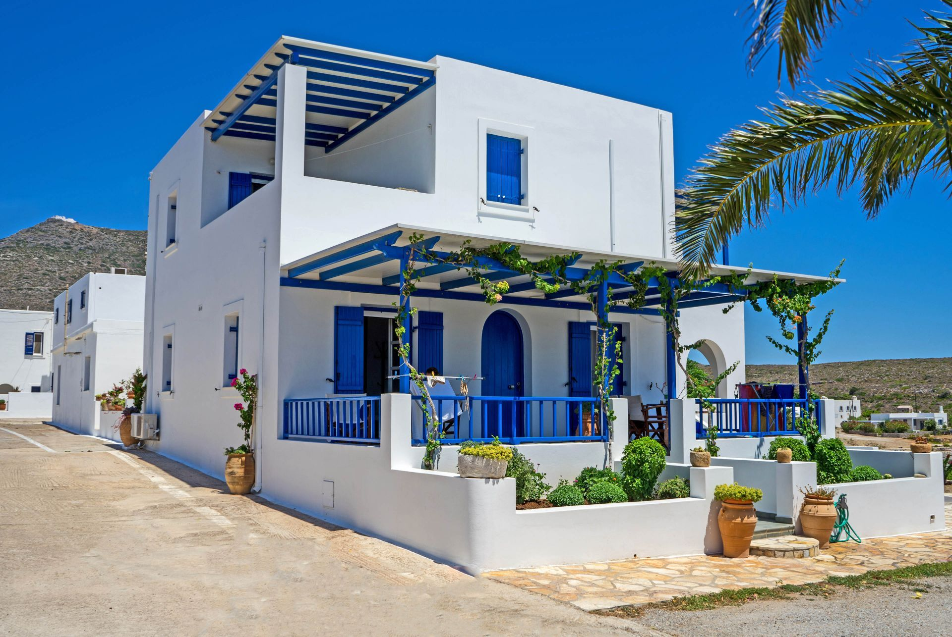 Accommodation and hotels in Kythira