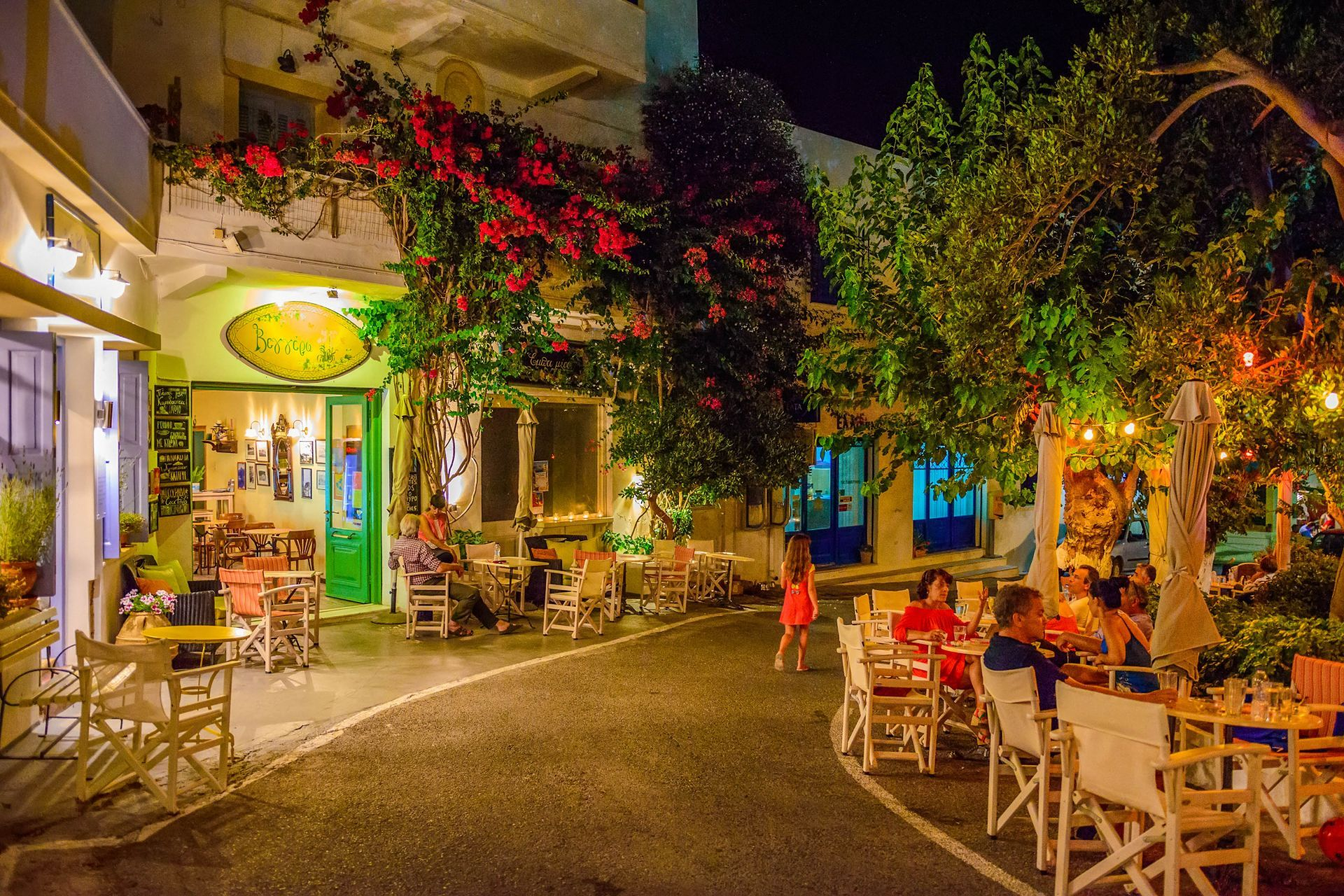 Places to eat and drink in Kythira