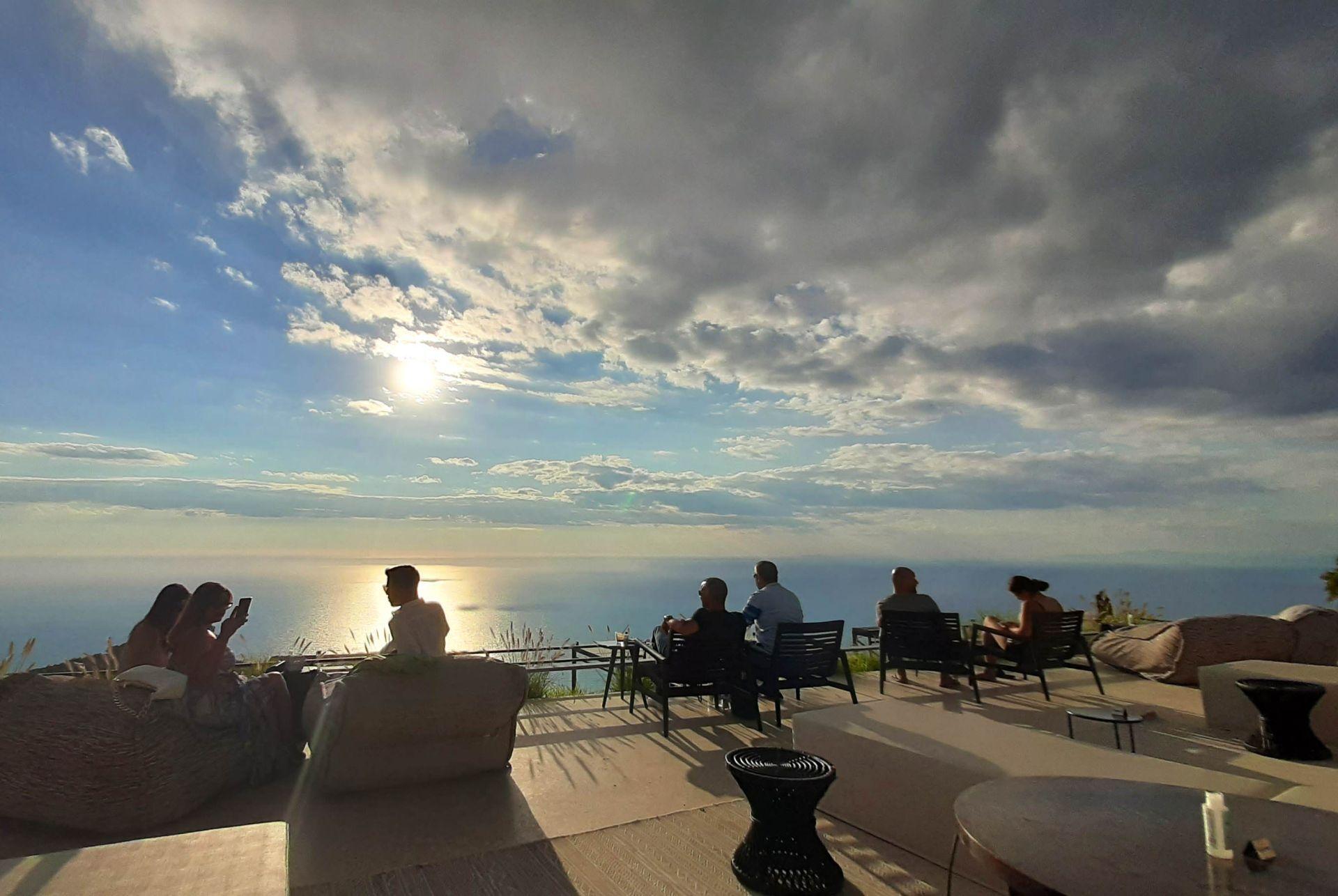 Cafes in Lefkada