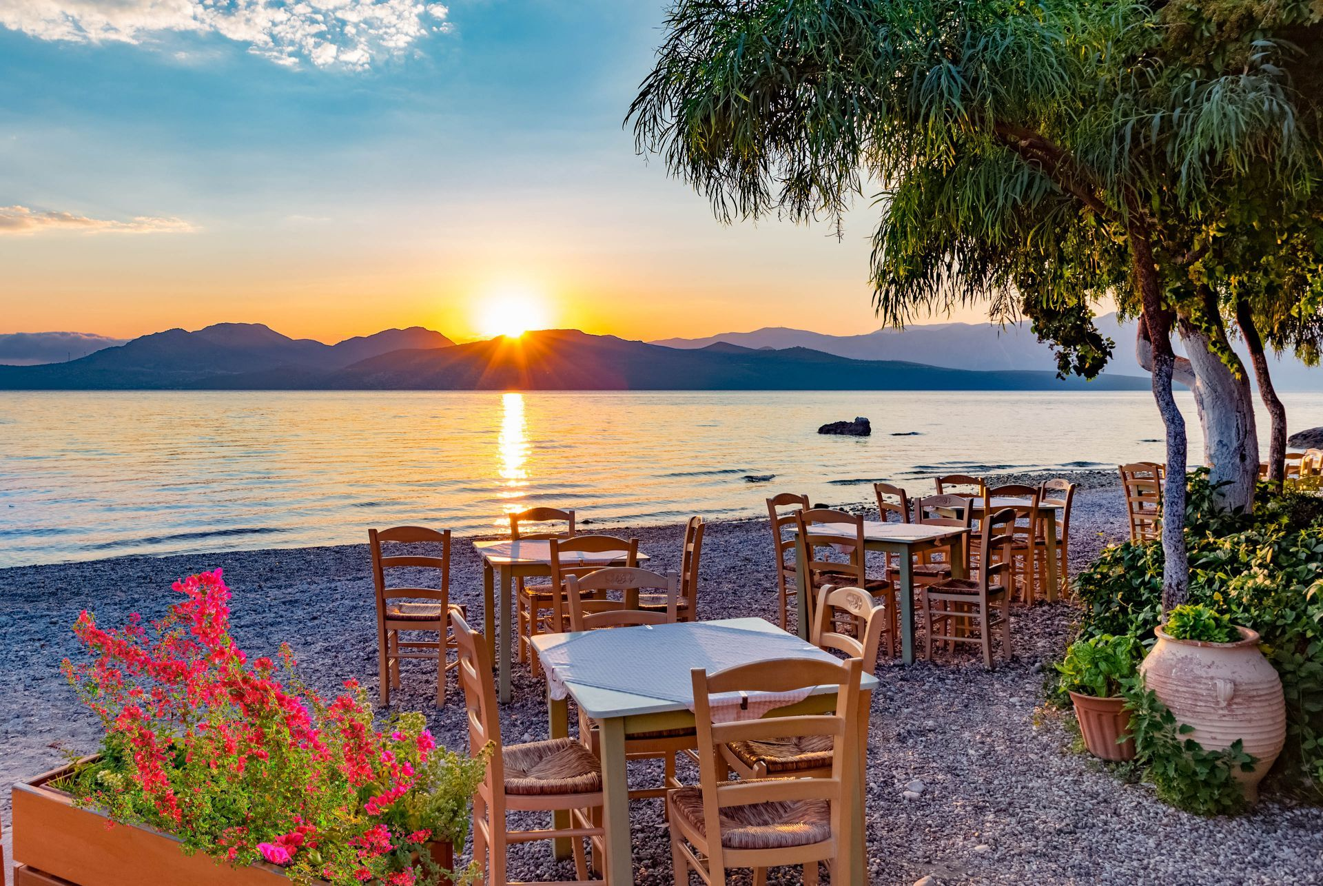 Places to eat and drink in Lefkada