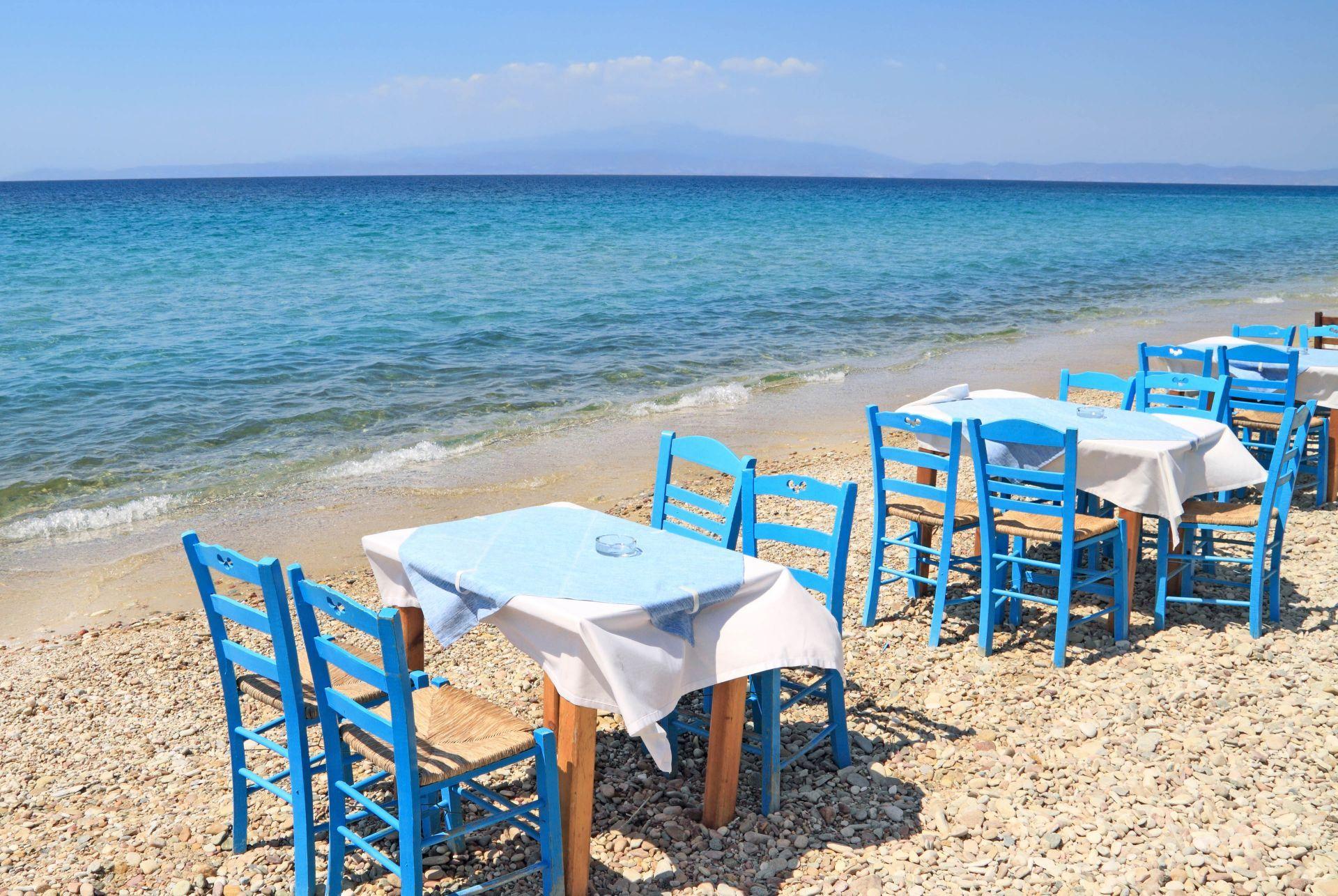 Restaurants in Lefkada