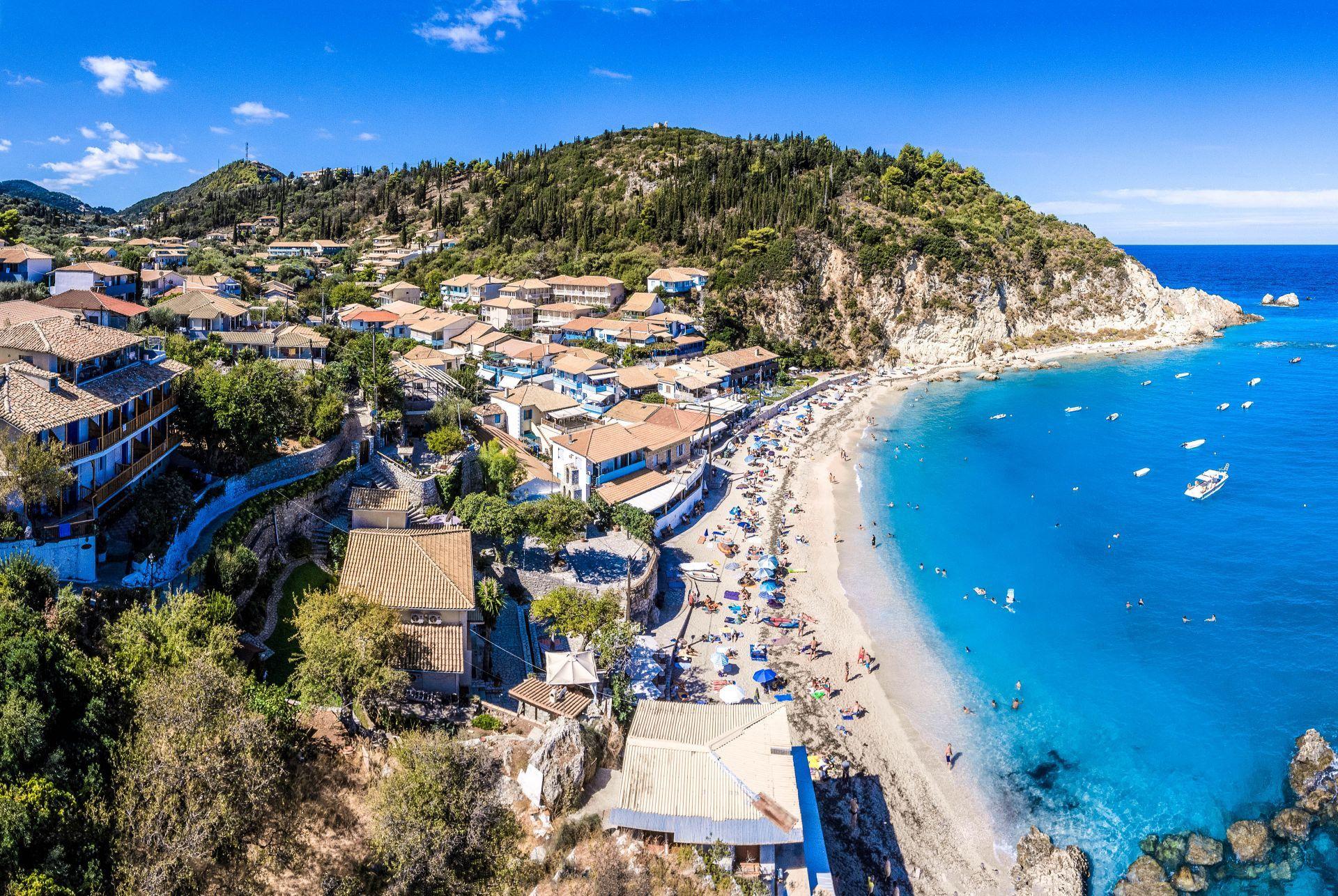 Lefkada island: Agios Nikitas