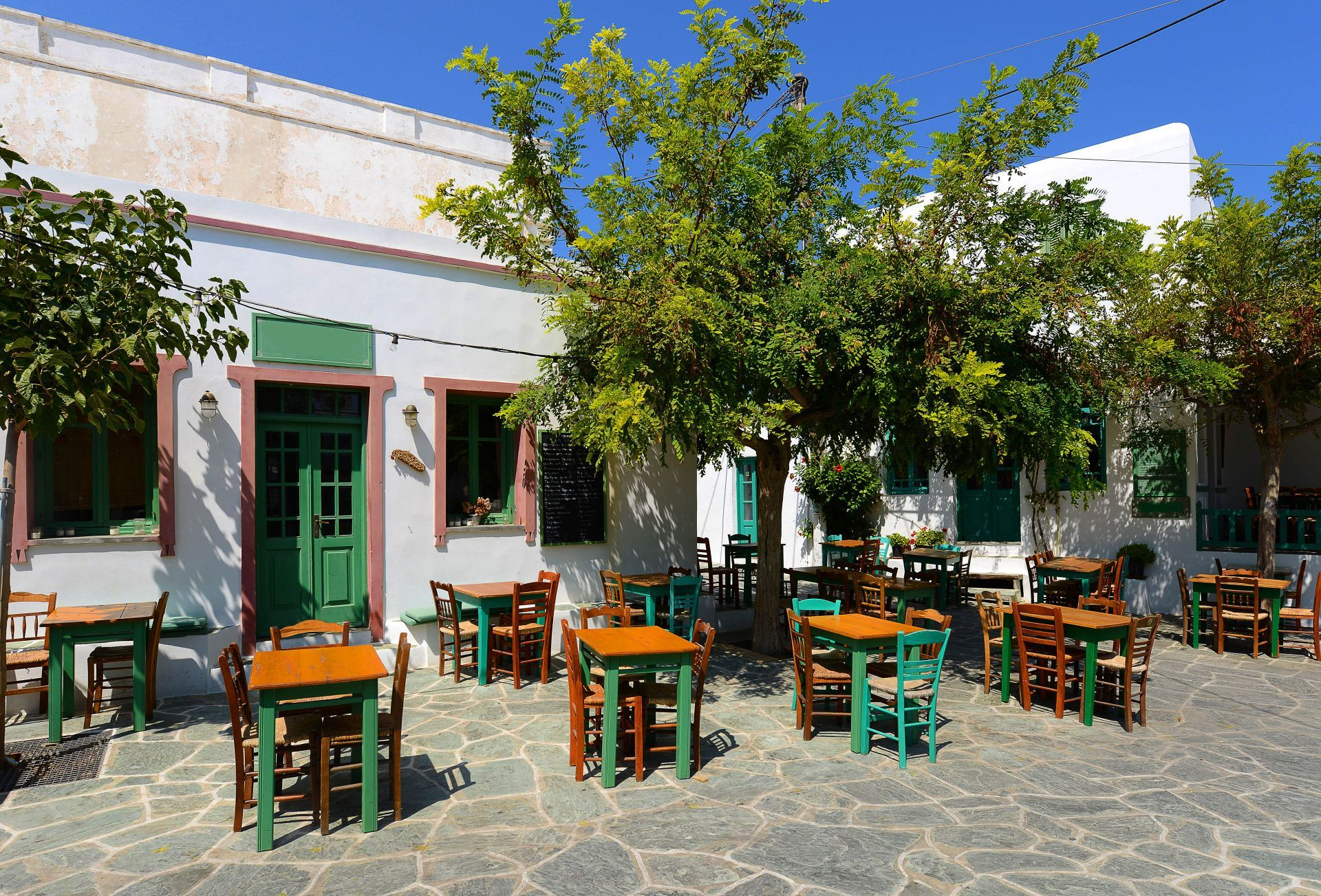 Places to eat and drink in Meganisi