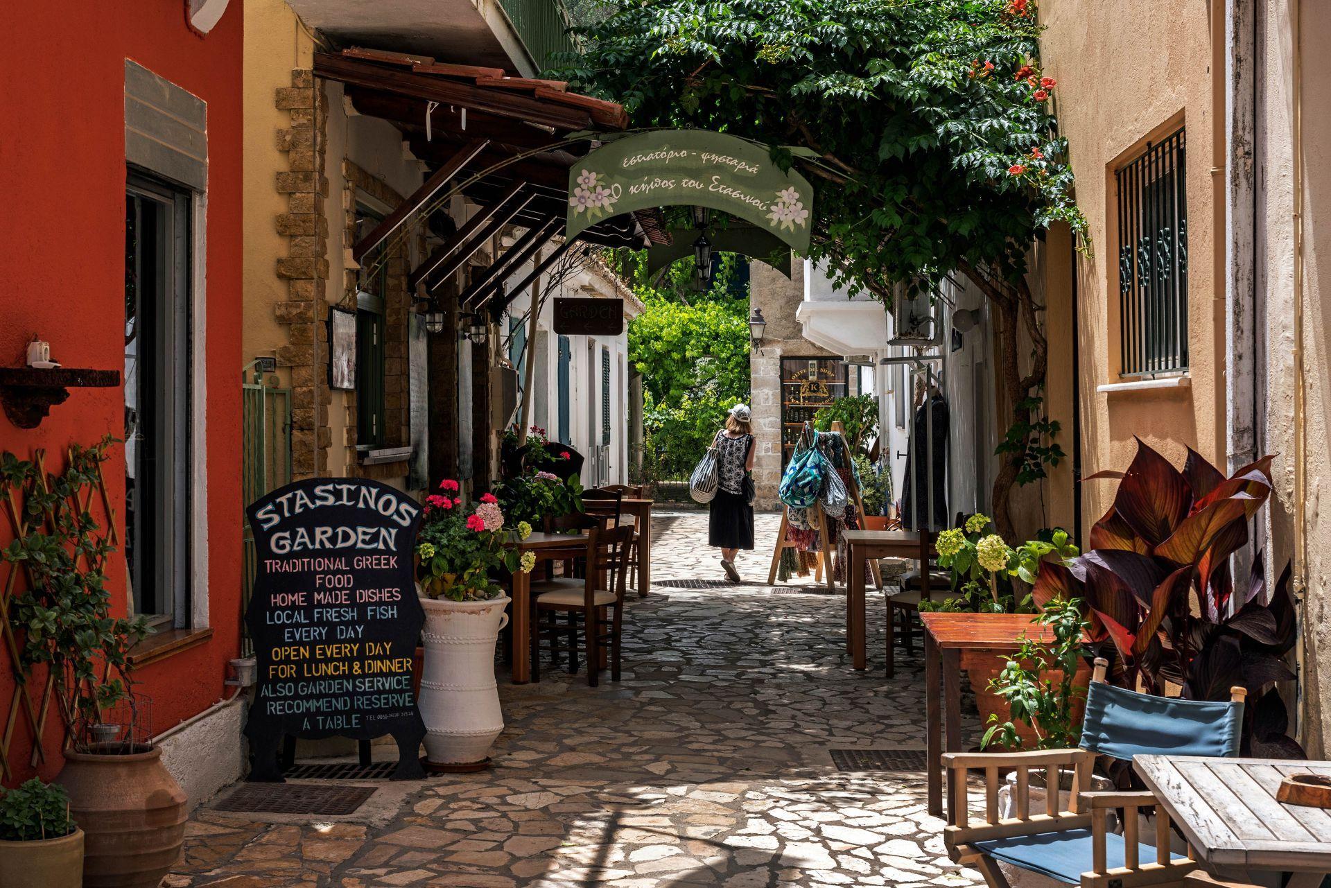 Restaurants in Paxi