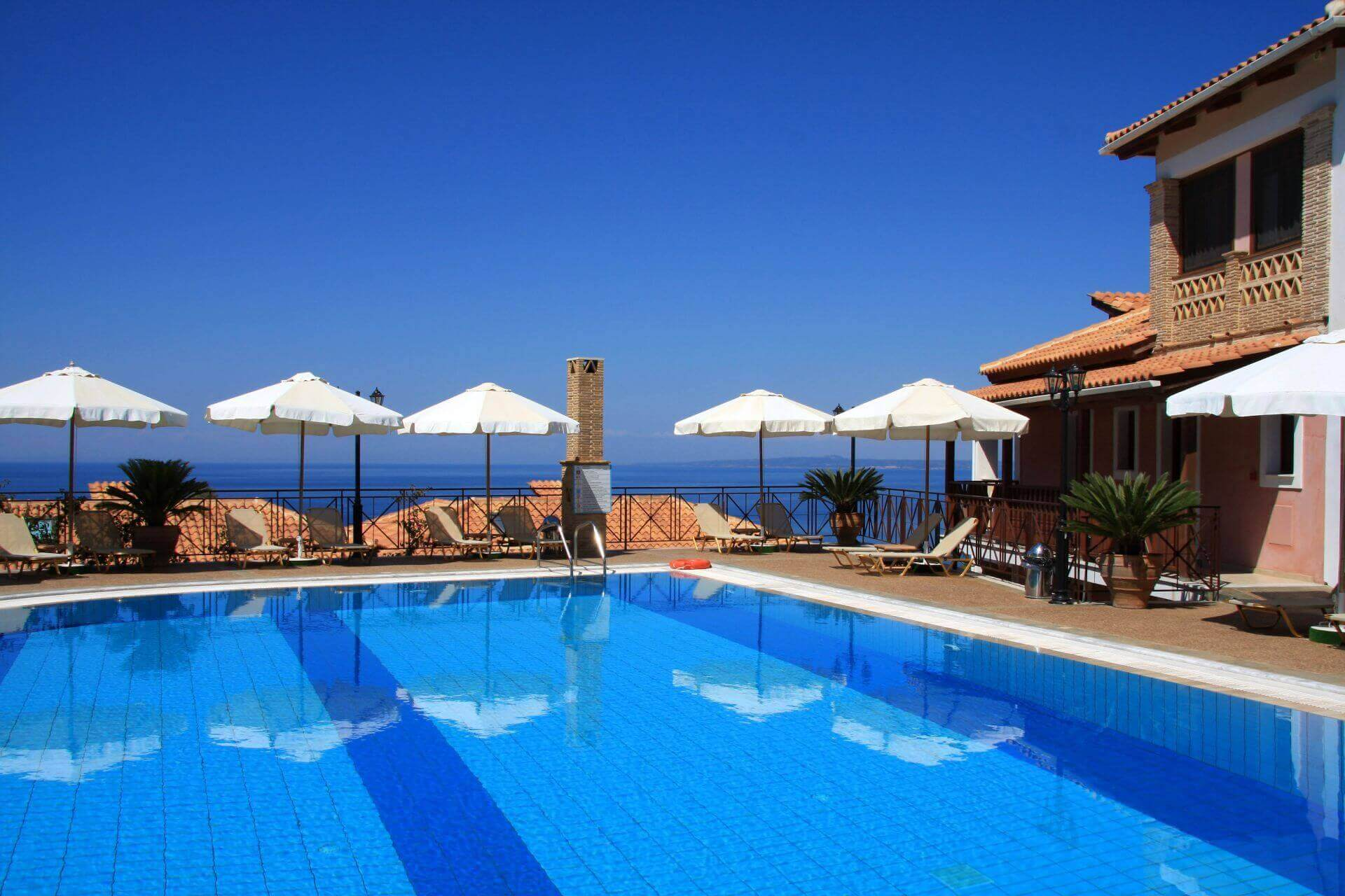 Accommodation and hotels in Zakynthos