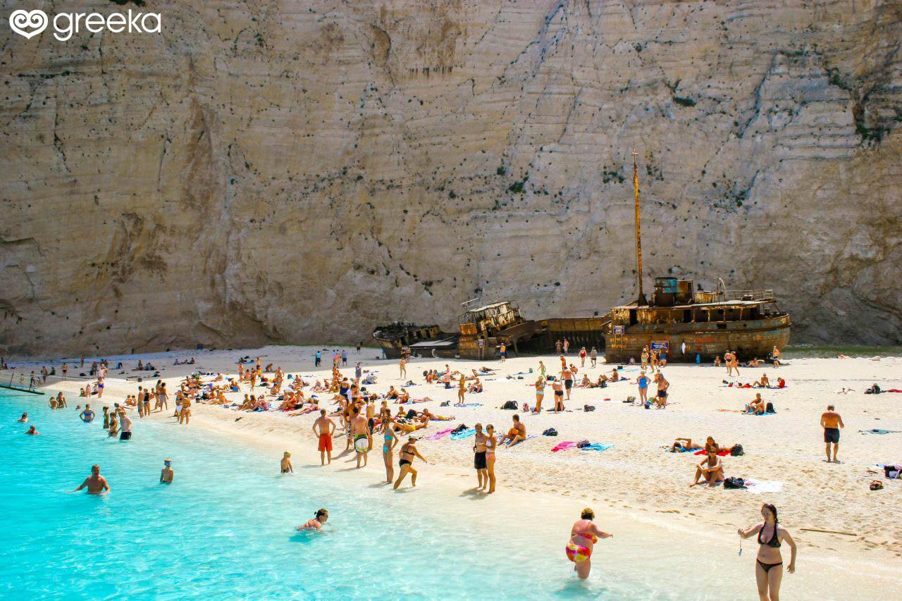 Best 28 Beaches in Zakynthos island - Greeka com