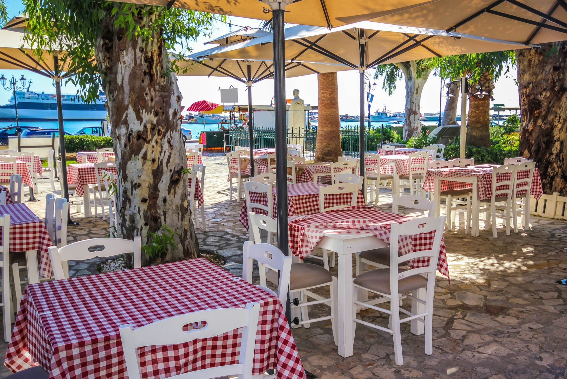 Restaurants in Zakynthos