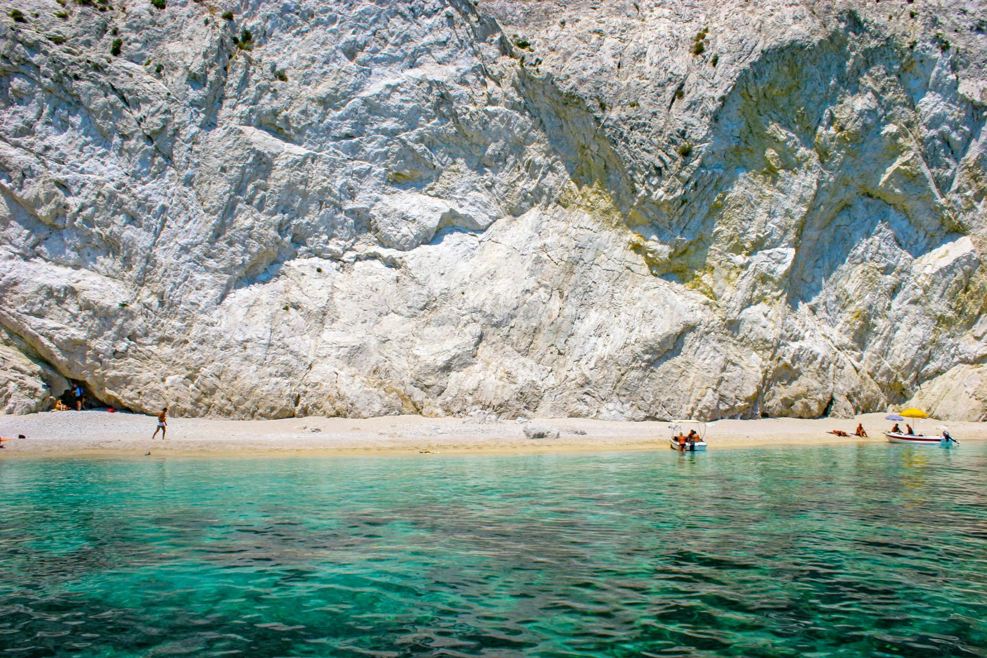 Zakynthos island: Marathonisi islet ot Turtle island