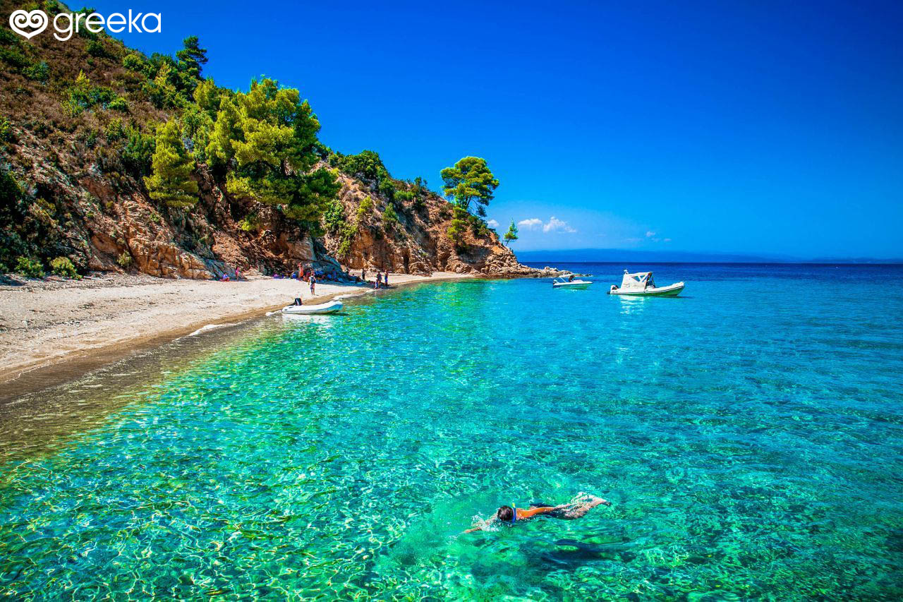 Best 62 Beaches in Halkidiki, Greece - Greeka.com