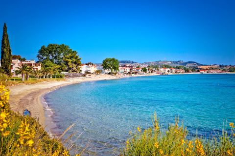 Fourkas beach, Halkidiki