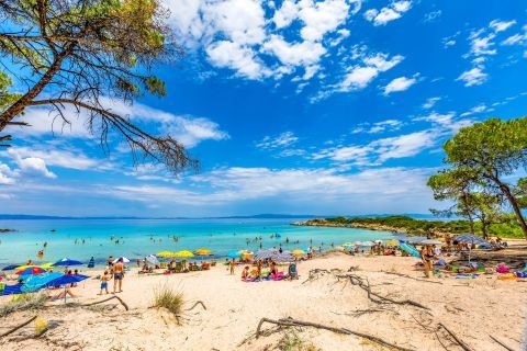 Karidi beach, Halkidiki