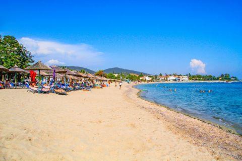 Gerakini beach, Halkidiki