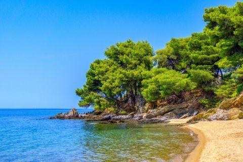 Lagomandra beach, Halkidiki