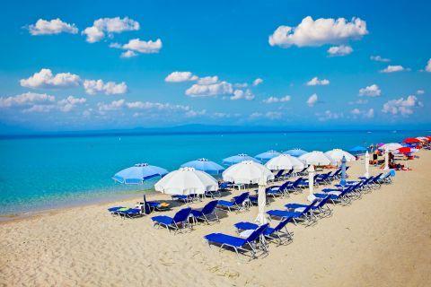 Polychrono beach, Halkidiki