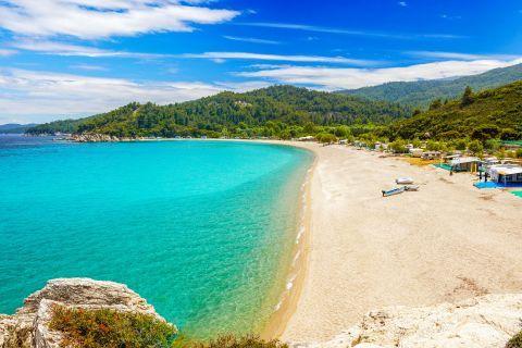 Armenistis beach, Halkidiki