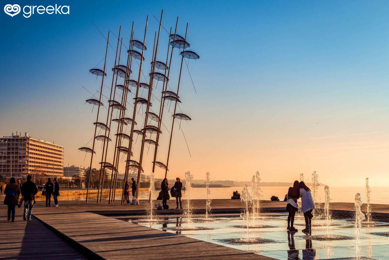 About Thessaloniki: Holidays and info - Greeka com