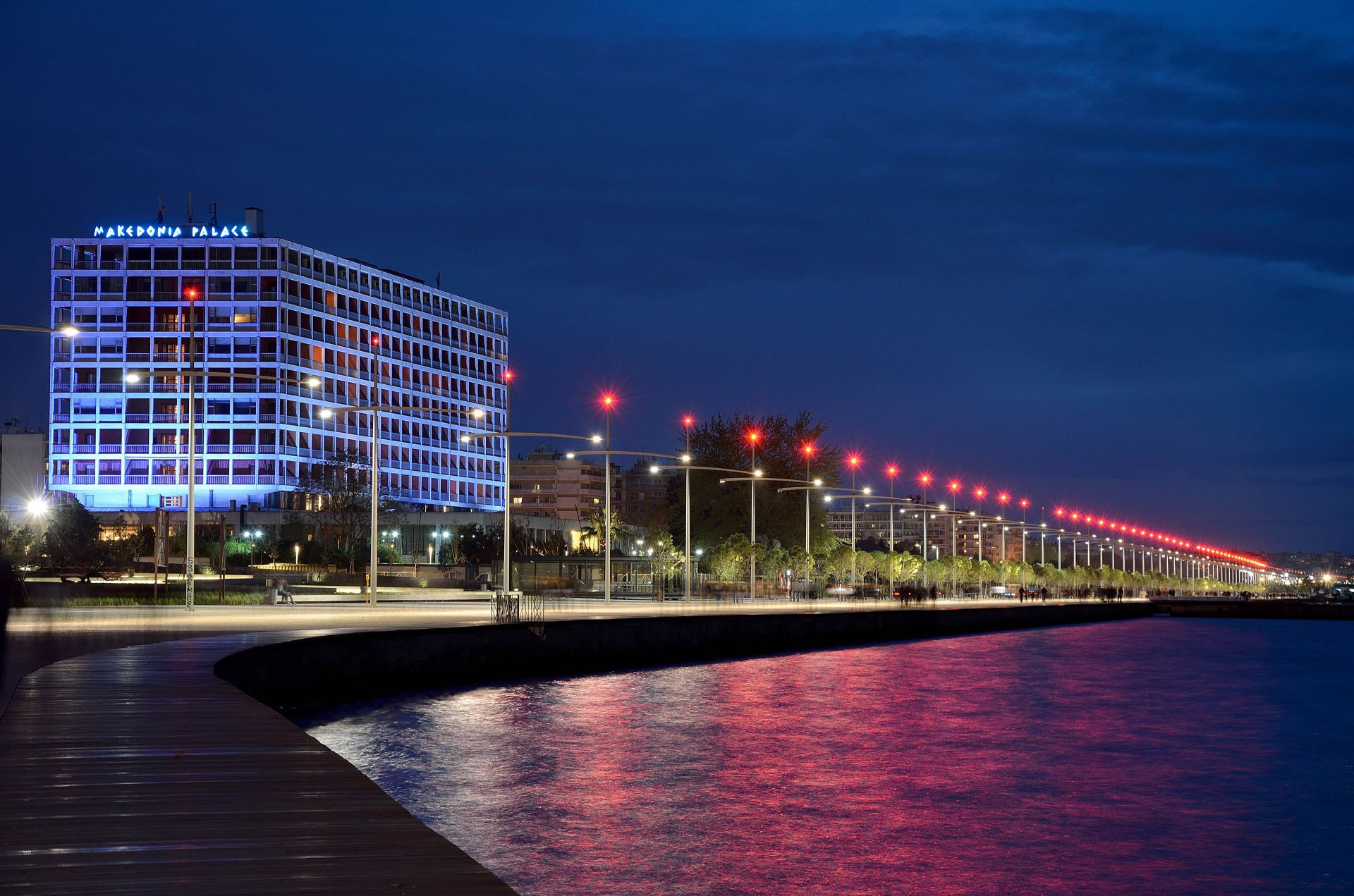 Accommodation and hotels in Thessaloniki