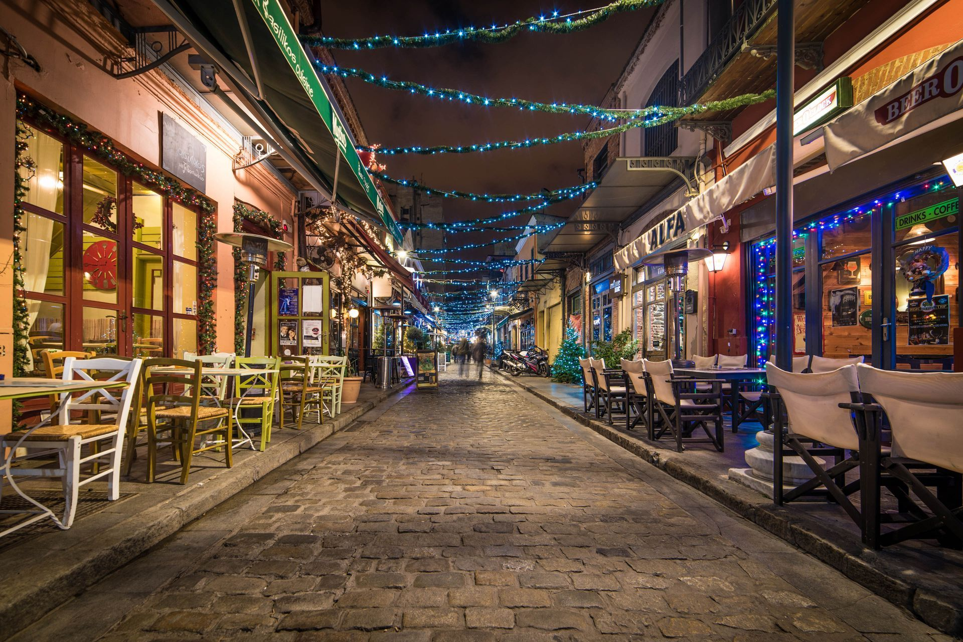 Places to eat and drink in Thessaloniki