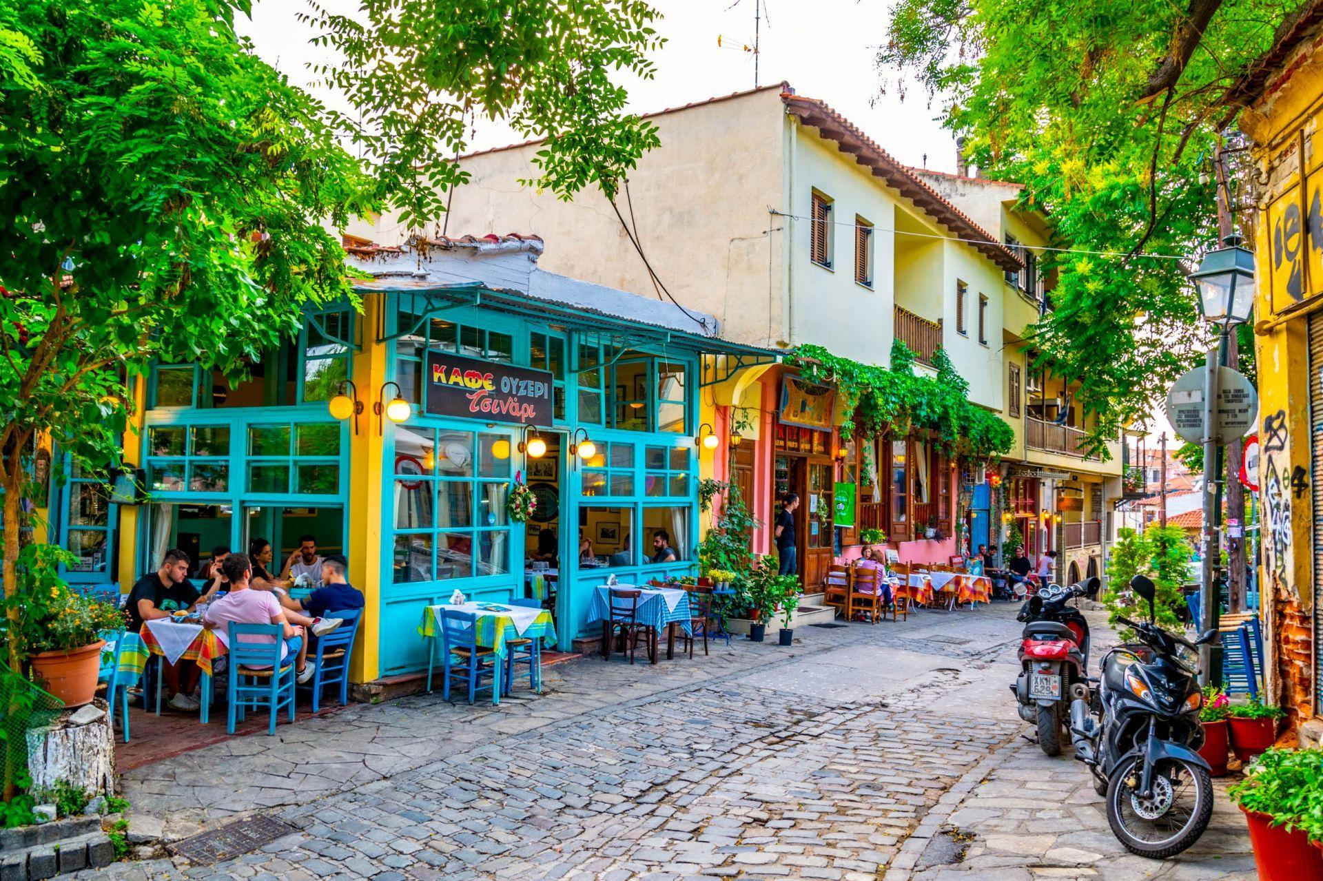 Thessaloniki: Ano Poli