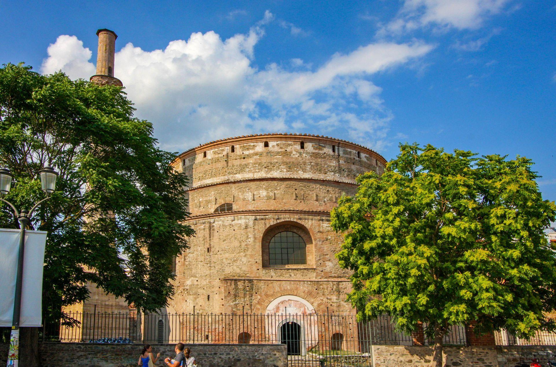 Thessaloniki: Rotonda