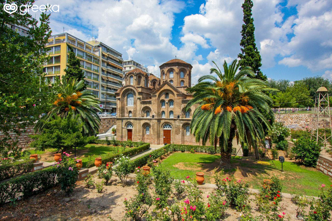 History of Thessaloniki - Greeka com