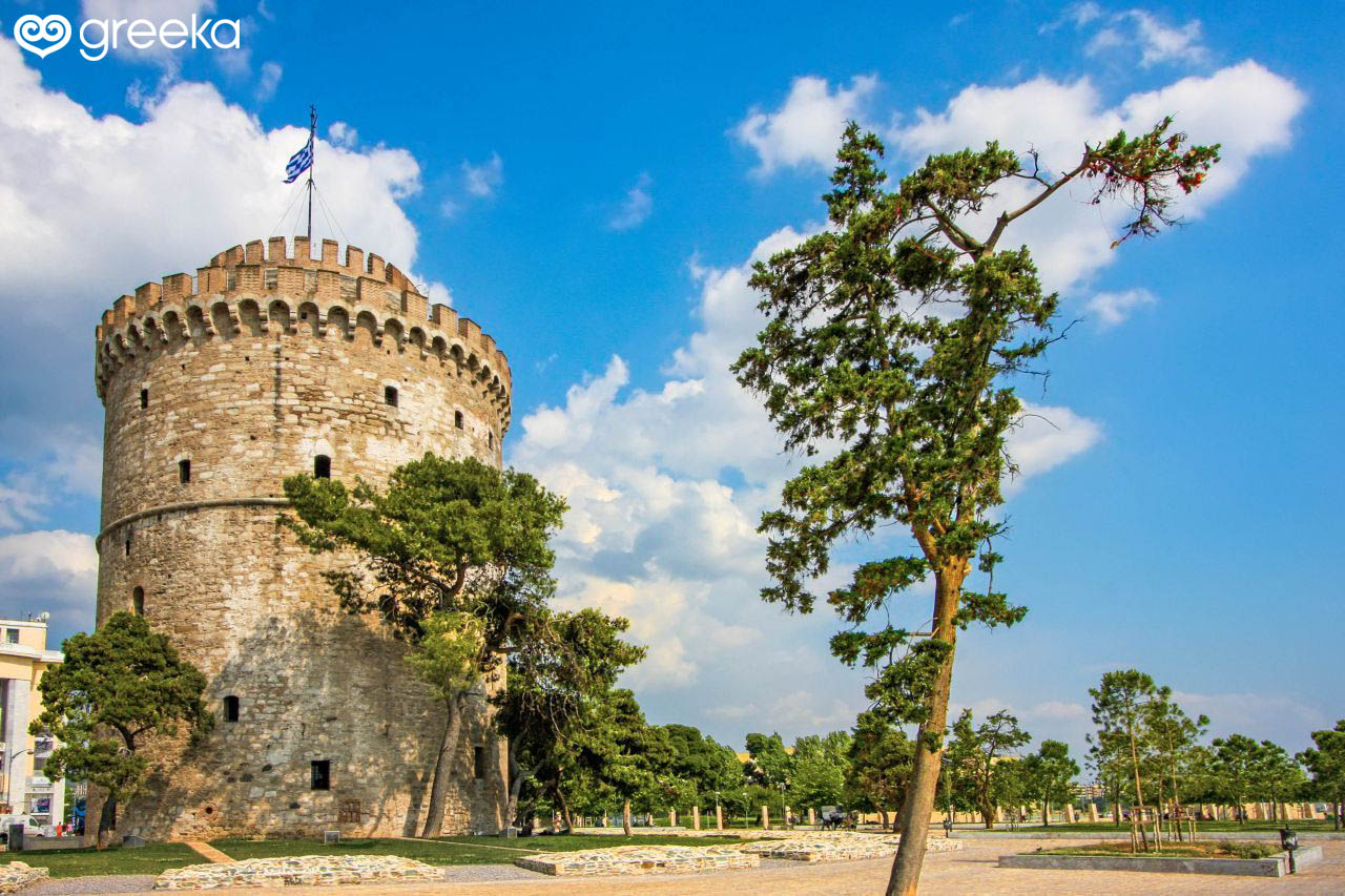26 Sightseeing in Thessaloniki, Greece - Greeka com