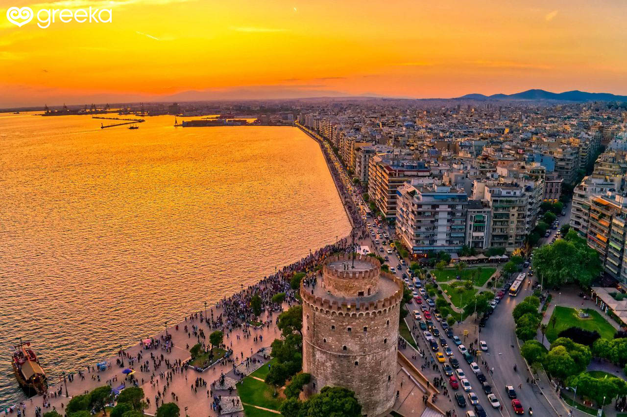 Ways to Travel to Thessaloniki, Greece - Greeka com