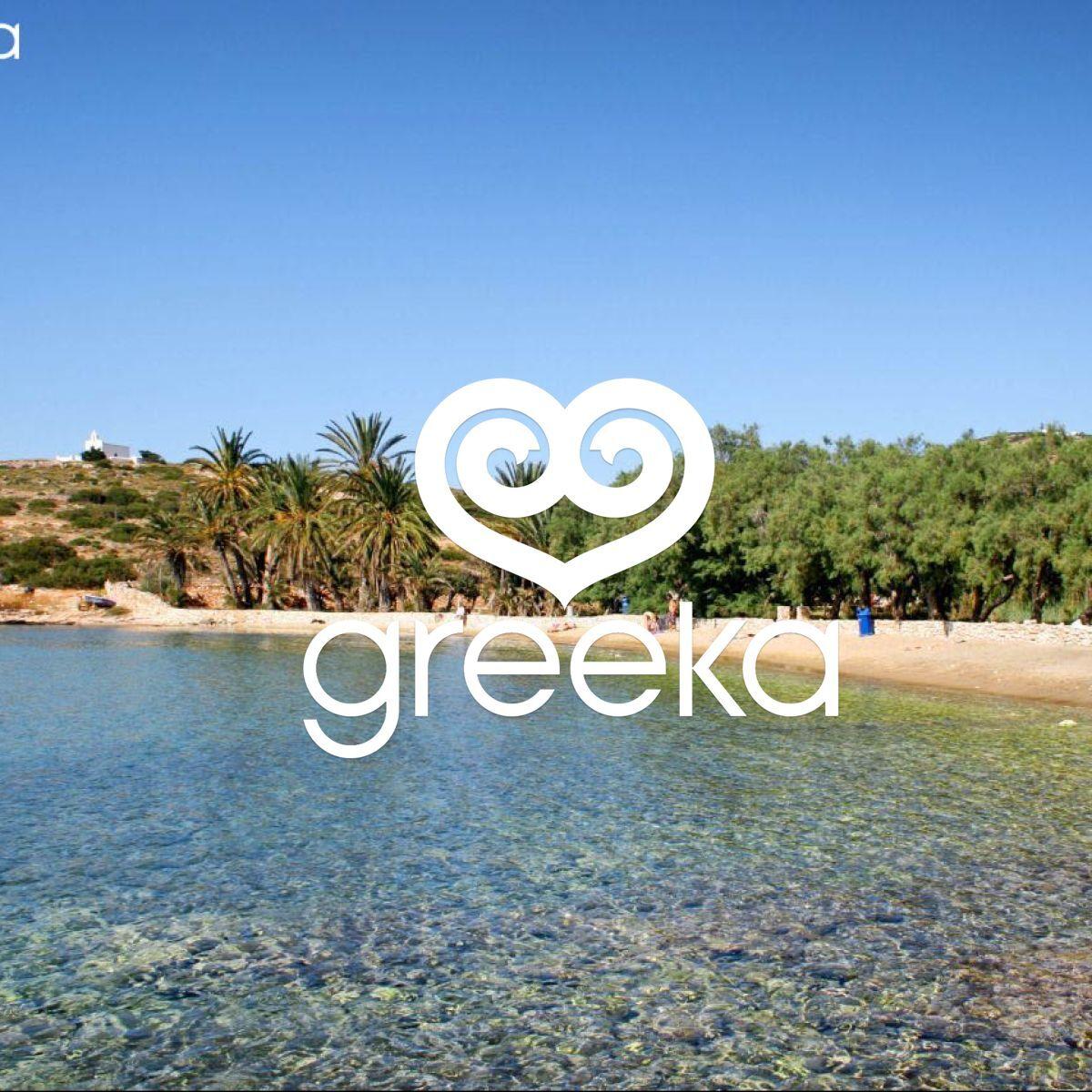 Paros Beaches: Paros Agia Irini Beach - Paros Beaches