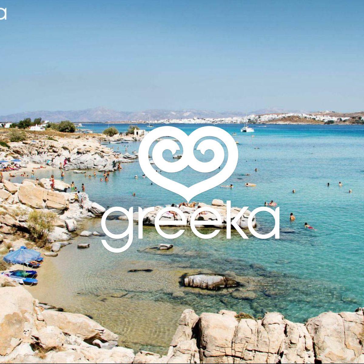 Paros Beaches: Paros Kolymbithres - Paros Beaches