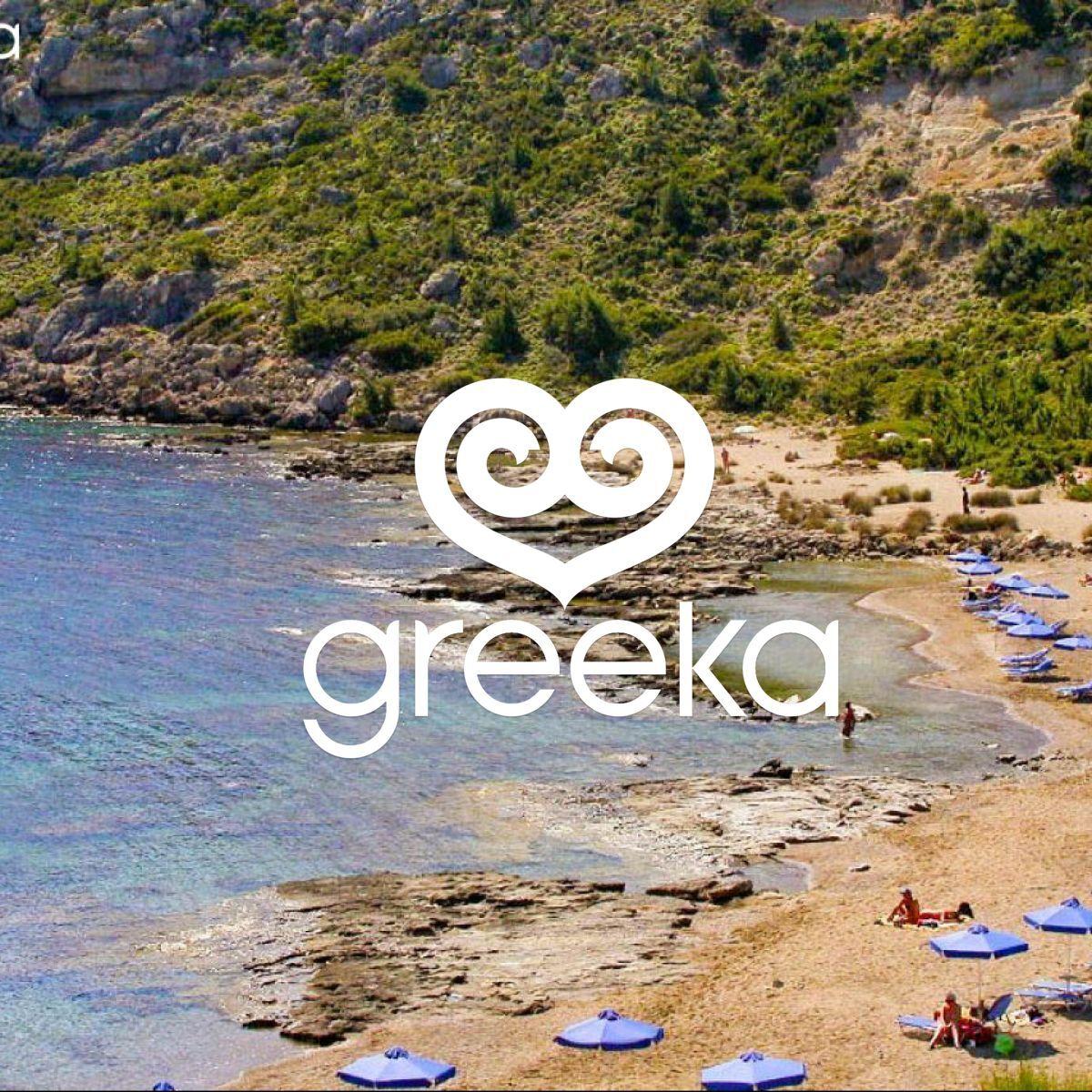 taverna op het strand - Picture of Faliraki Nudist Beach
