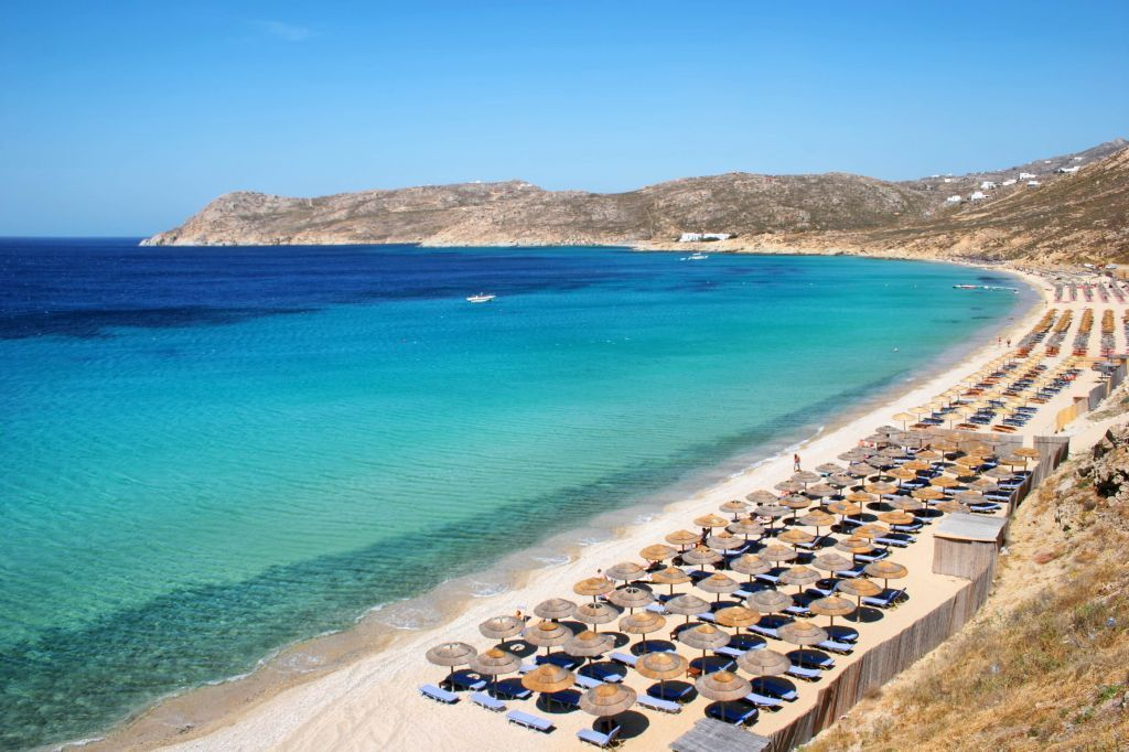 Greek Island Hopping Mykonos Santorini 8 Days Greeka Com