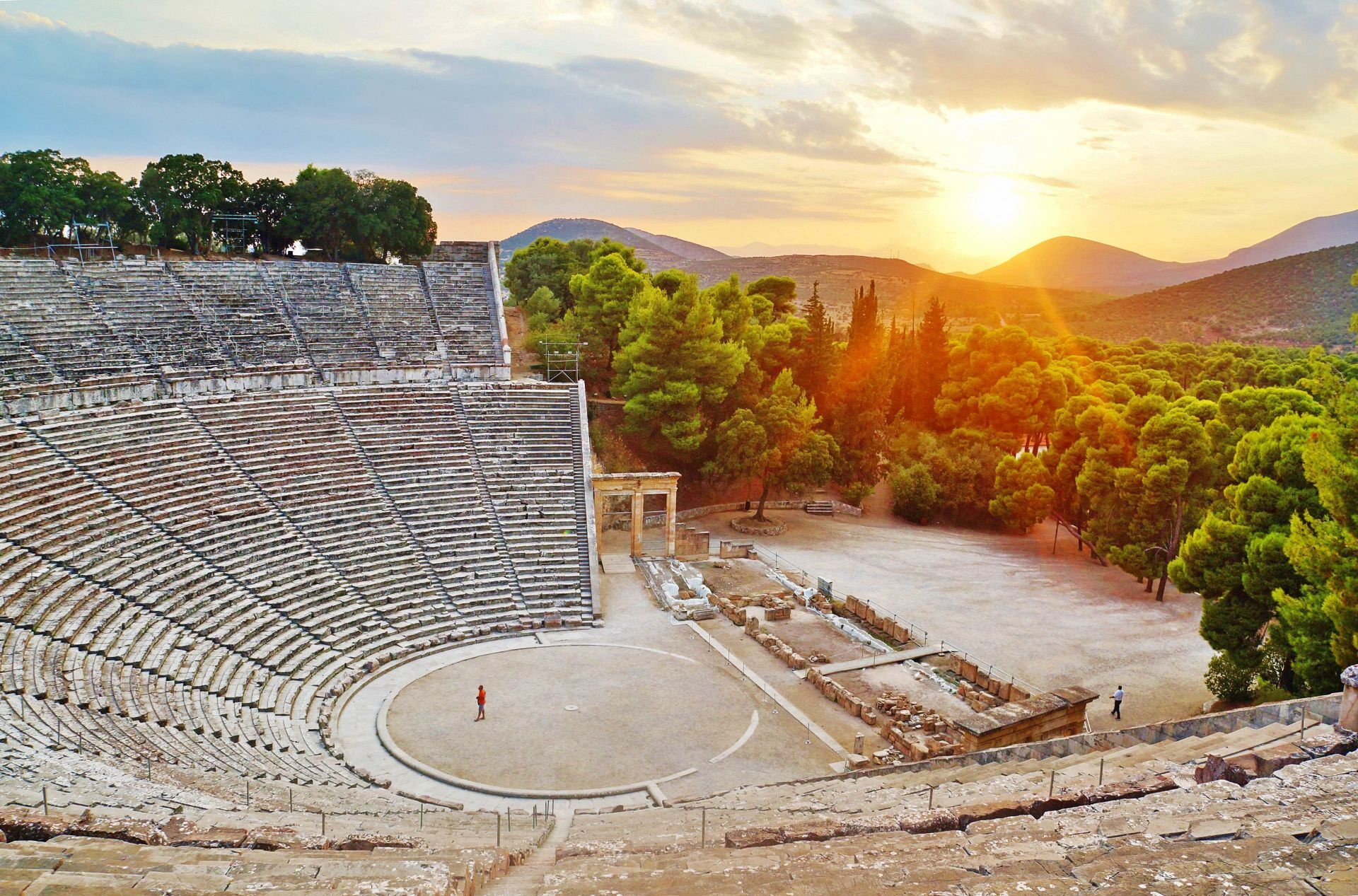 Epidaurus: Ancient Theatre