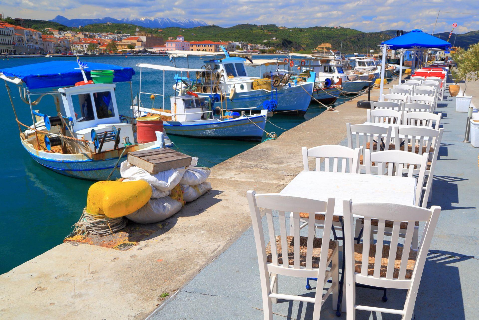Restaurants in Gythio