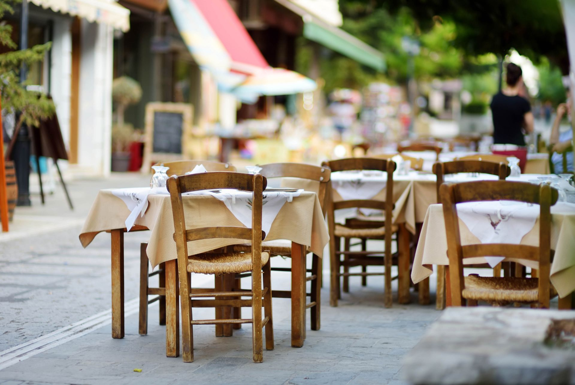 Places to eat and drink in Kalavryta