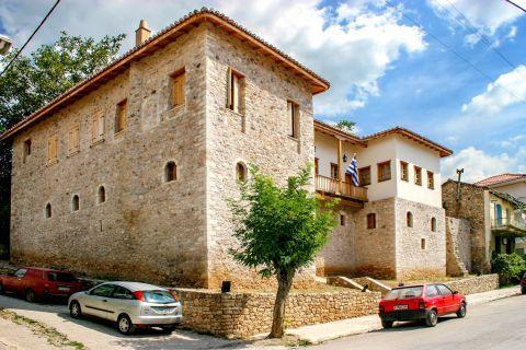 The Palace of Paleologina